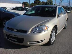 2010 Chevrolet Impala LT      80K  $8995  CERT/E-TESTED London Ontario image 1