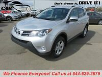 2014 Toyota Rav4 XLE 4dr All-wheel Drive **LEATHER**