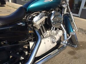 Super clean sportster for sale