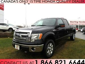 2014 Ford F-150 XLT CREW 4x4 | XTR | BED LINER | 1 OWNER