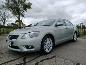 2011 Toyota Aurion GSV40R MY10 Touring Silver 6 Speed Sports Automatic Sedan Enfield Port Adelaide Area Preview