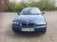 BMW - AUTOMATIC - FULL SERVICE HISTORY - drives perfect - £1295