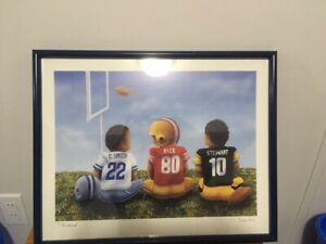 Time Out NFL Kids picture 10 x 20""