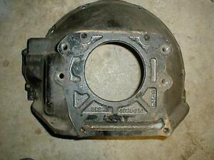 Manual Transmission Bell Housing