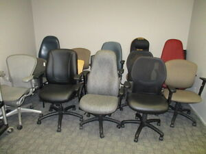 OFFICE CHAIRS LARGE INVENTORY-NEW AND USED Peterborough Peterborough Area image 3