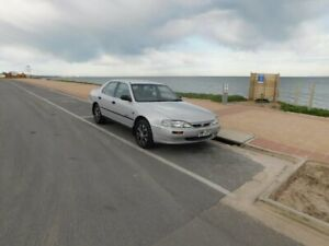 1993 Holden Apollo JM GS Silver 4 Speed Automatic Sedan Somerton Park Holdfast Bay Preview