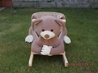 Baby Bear Rocking Chair