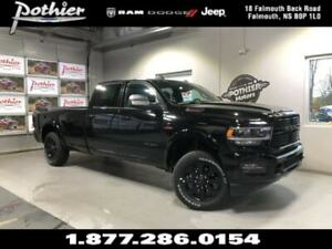 2019 Ram New 3500 Laramie Black Edition