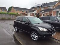 Honda Cr-V 2.2 i-DTEC ES Station Wagon 5dr - Black