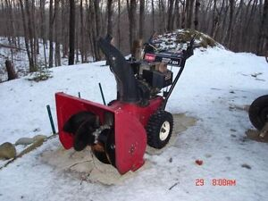 Snowblower Service