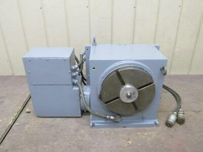 Brown Sharpe 360k 12mls 82054 Cnc Rotary Indexing Table 4th Axis 12