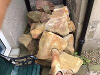 Decorative Rocks for Garden Rockery