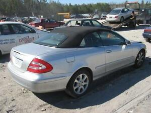 MERCEDES BENZ CLK CALSS (320/430 FOR PARTS PARTS ONLY)