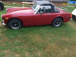for sale 1974 mg conv