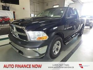 2012 Ram 1500  4x4 Quad Cab WE FINANCE INSTANT CREDIT APPROVAL