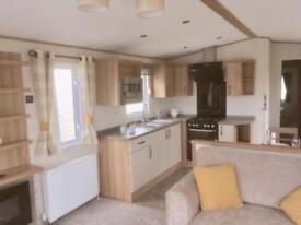 ABI Blenheim luxury 3 bedroom caravan in Cornwall Mullion the Lizard