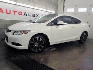 2013 Honda Civic Si COUPE NAVIGATION CAMERA TOIT OUVRANT