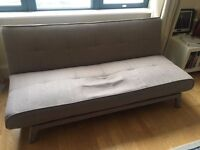 Free Sofa Bed (by Made - Yoko Sofa Bed in Eider Brown)