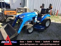 2012 New Holland Boomer 20 Compact Tractor