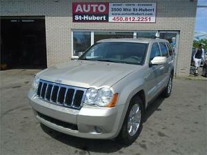 JEEP GRAND CHEROKEE 4X4 LIMITED 2008