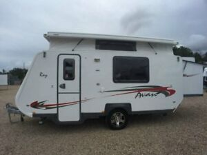 2014 AVAN Ray 1 AXLE