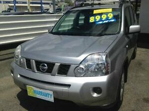 2009 Nissan X-Trail T31 ST Silver Wagon Greenslopes Brisbane South West Preview