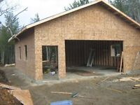 NEED A NEW GARAGE, SHED, STORAGE SPACE?