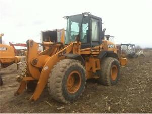 Parting Out Case 621D Wheel Loader