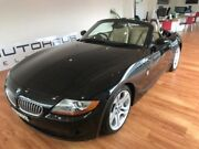 2003 BMW Z4 E85 3.0I Black 5 Speed Auto Steptronic Roadster Batemans Bay Eurobodalla Area Preview