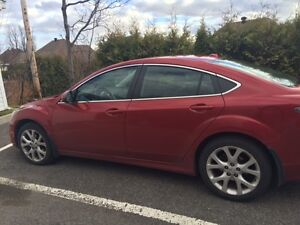 Mazda 6 - GT - 2009 - Pack de Luxe (toutes options)