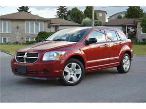 2009 Dodge Caliber SXT • Fully Certified w/E-Test • ONE OWNER!