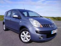 NISSAN Note 1.4 16v SE MPV, A LOVELY GREAT VALUE ECONOMIC FAMILY CAR !