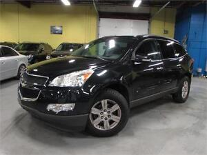 2010 Chevrolet Traverse 2LT/ AWD/7PASSENGER/LEATHER/SUNROOF/DVD