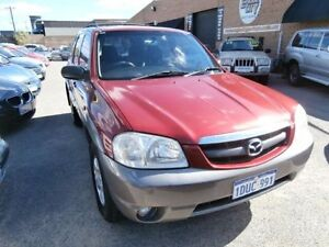 2004 Mazda Tribute MY2004 Classic Traveller 4 Speed Automatic Wagon Wangara Wanneroo Area Preview