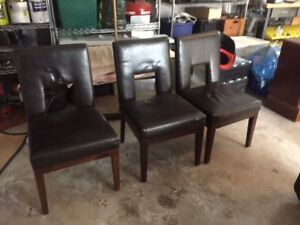 Chairs ,Chair six table chairs. $240 871 4099