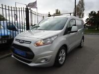 2015 FORD TRANSIT CONNECT 1.6TDCi ( 115PS ) 200 L1 LIMITED