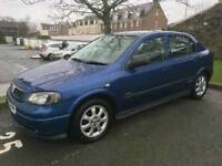 2005 Astra Envoy 1.4 with 12 months MOT