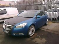 60 reg.Vauxhall Insignia 2.0CDTi 16v sri 130ps engine seized. spares or repairs