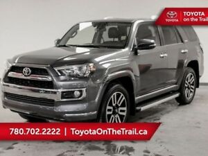 2016 Toyota 4Runner SR5 LIMITED LEATHER ROOF