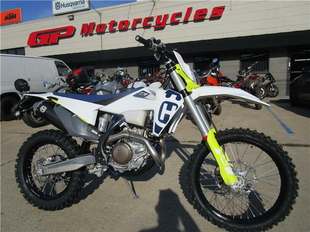 Picture of A 2021 Husqvarna 501 FE
