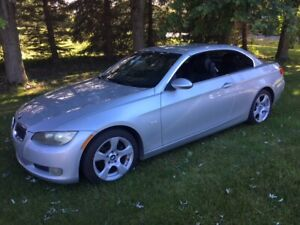 2008 BMW 328 HARD TOP CONVERTIBLE - SUPER CLEAN SOUTHERN CAR