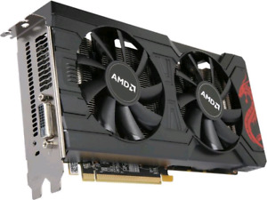PowerColor Radeon RX 470 DirectX 12 AXRX 470 4GBD5-DM 4GB 256-Bi
