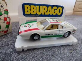 "BURAGO 1:43 FERRARI GTO308 ""ITALIA 90"" 1:43"