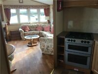 STATIC CARAVAN HOLIDAY HOME FOR SALE ON THE COAST OF NORTHUMBERLAND- CRESSWELL TOWERS HOLIDAY PARK