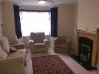 ****4 bedroom terraced house with 3 bathrooms, garden, drive available NOW!!***