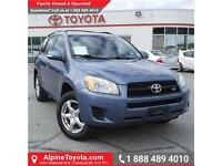 2012 Toyota RAV4 4WD V6 air conditioning, cruise, 3M paint film