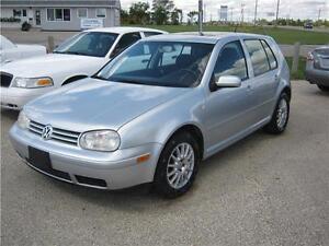 2004 Volkswagen Golf GLS $4750