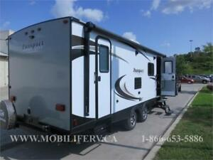 KEYSTONE PASSPORT 2810BH TRAILER FOR SALE*SLEEPS 10*LIGHTWEIGHT!