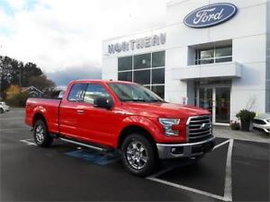 2017 Ford F-150 XLT 4X4 DEMO! 3.99% + N/C Tire Package