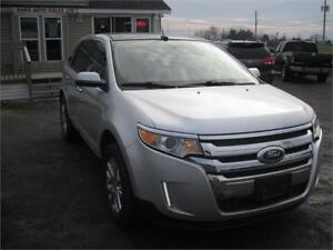 2011 Ford Edge SEL *Certified*